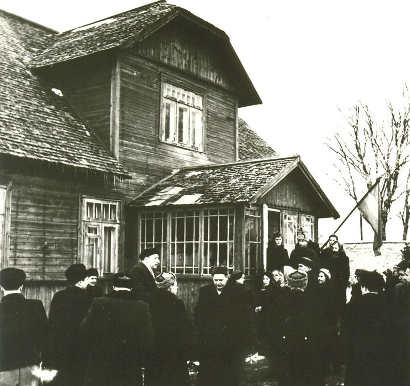 Tammsaare muuseumi avamine 1958