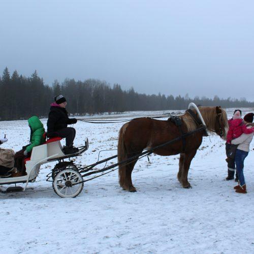 Perepäev Jõulud Vargamäel kell 14-16